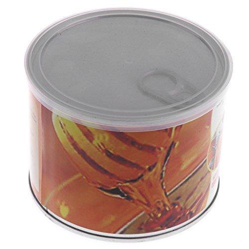 MagiDeal 400g Cire Epilatoire Sans Bande Cire à Epiler à Epilation Sans Allergie pour Jambes Aiselles Corps - Saveur de miel