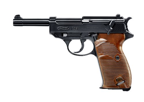 Pistola Walther P38 CO2 - BB's 4.5mm