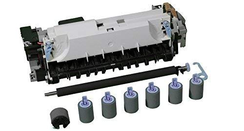 Maintenance Kit für HP Laserjet 4100, C8057A bestehend aus 1x RG5-5064-REB, 1x RG5-5295, 1x RG5-3718, 6x RF5-3114, Wartungskit (Zertifiziert und Generalüberholt)