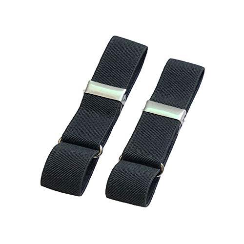 LLZGPZBD bretels 2.5 Jacquard riem mouwring herenhemd manchet elastisch elastische armring verstelbare armband