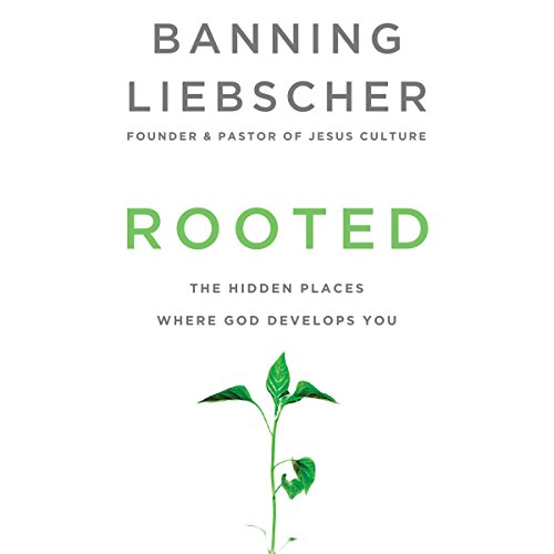 Rooted audiobook cover art