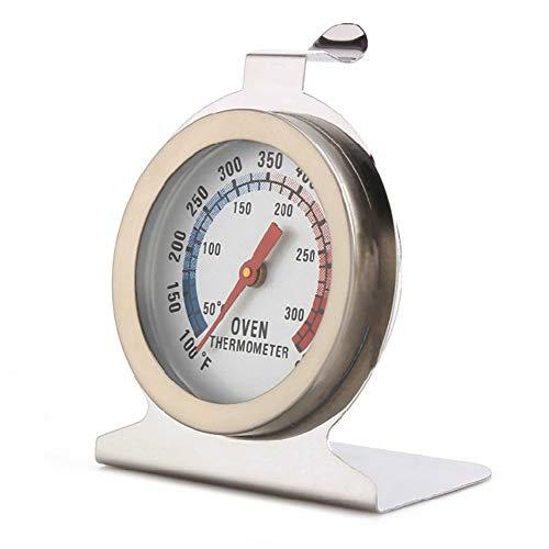 NAttnJf Accueil Aliments Viande Poêle à lécher Thermomètre Jauge de température Outil de Cuisine