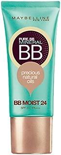 Japan Beauty - Maybelline Pure Mineral BB Moist 01 Natural Beige (standard color) *AF27*