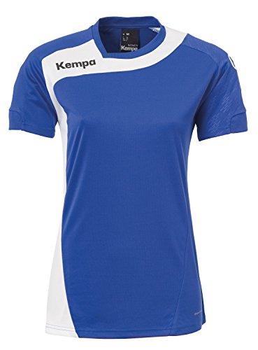 FanSport24 Kempa Peak Trikot, Damen, blau/weiß Größe XXL