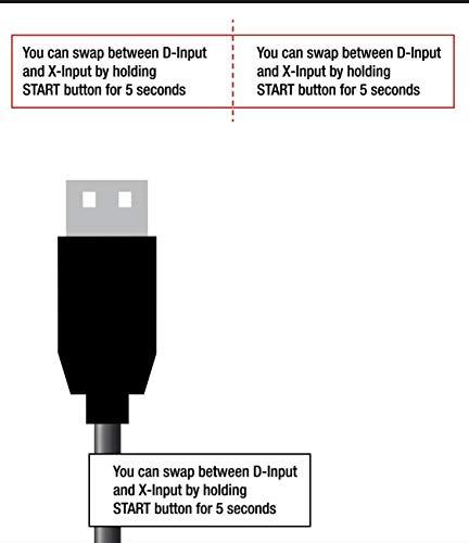Retro-Bit Official SEGA Saturn Control Pad USB - Slate Grey