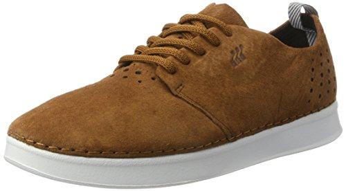 Boxfresh Herren Carle UH Pgsde Fox Sneaker, Braun (Fox), 44 EU