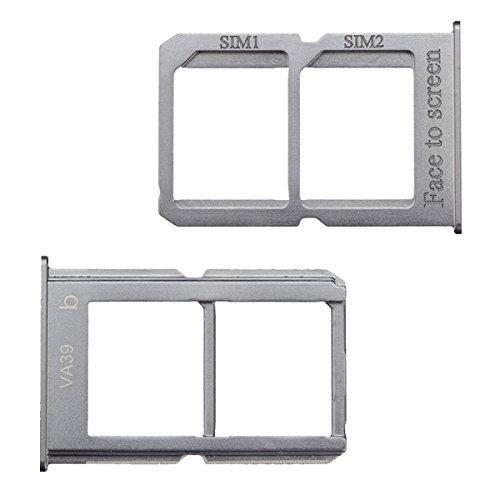 BisLinks® OEM Grau Dual SIM Karte Tray Reader Slot Halter Ersatz Teil Für OnePlus 3T