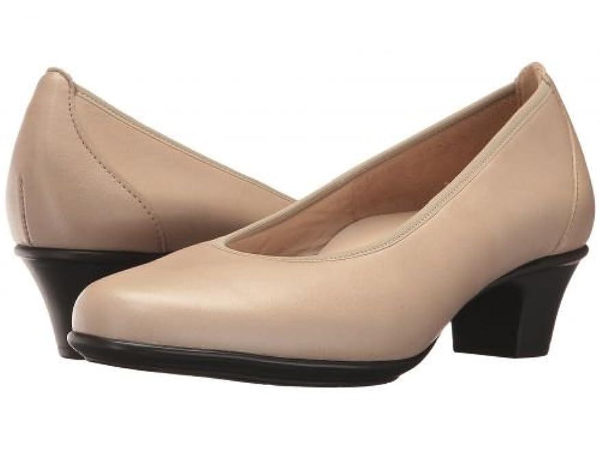 やがて柔和伝染性のSAS(サス) レディース 女性用 シューズ 靴 ヒール アンクル Milano - Crema [並行輸入品]
