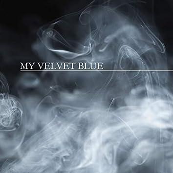 My Velvet Blue