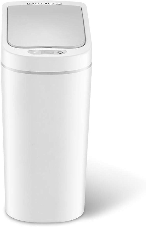 JXJJD Intelligente Sensor mülleimer elektronische automatische induktion Haushalt küche küche küche Badezimmer Toilette wasserdicht mülleimer B07MC25T4C | Exquisite Verarbeitung  8d83b2