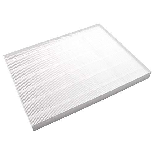 vhbw Filtro HEPA Compatible con Fellowes AeraMax DX95, 290, 300 Unidades de ventilación - Reemplaza Fellowes 9287201 Filtro de Repuesto, de Aire
