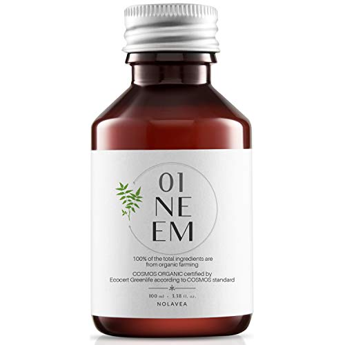 Aceite de Neem 100% Vegetal - Made in France - 100ml - Aceit