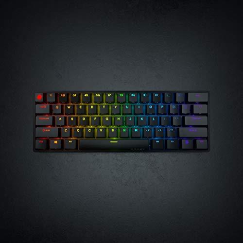 Ghost K1 - Wireless Keyboard Black Cherry MX Brown (Soft Click)