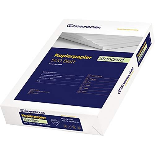 SOE Kopierpapier 5555 A4 80g ws Standard 500Bl