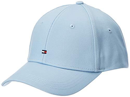 Tommy Hilfiger Damen Bb Baseball Cap, Blau (Sail Blue Cyt), One Size (Herstellergröße: OS)