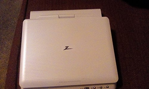 Buy Discount Zenith ZPA-314 7 Wide LCD Portable DVD Player
