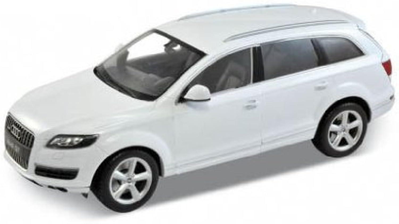 Audi Q7 White 1 18 Welly 18032