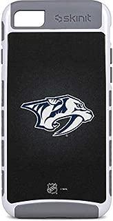 Skinit Cargo Phone Case for iPhone 7 - Officially Licensed NHL Nashville Predators Black Background Design