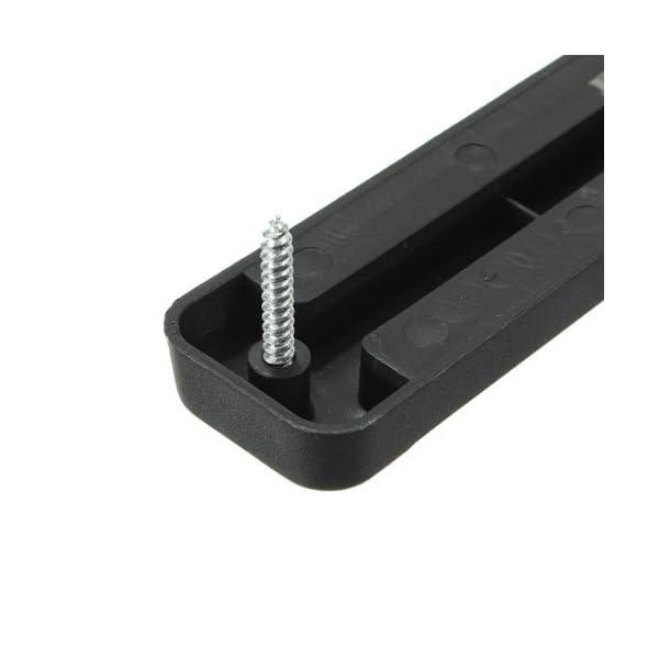 TOOGOO(R) Barra de cuchillo magnetico para pared cocina de almacenamiento garaje 33 cm