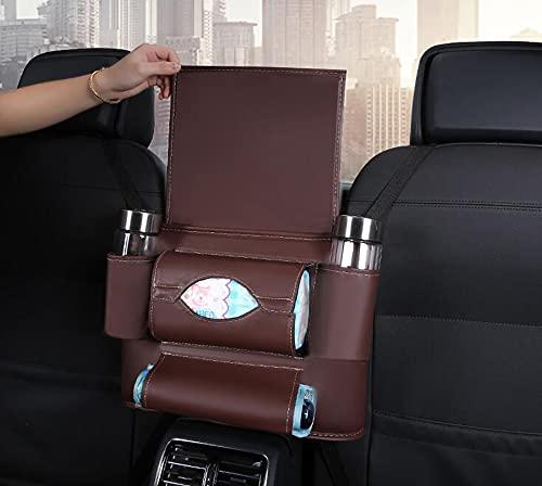AIYIFU Red de Almacenamiento de Autos Organizador de Carga Plegable para Almacenamiento Interior de Automóviles Organizador Coche de Gran Capacidad,