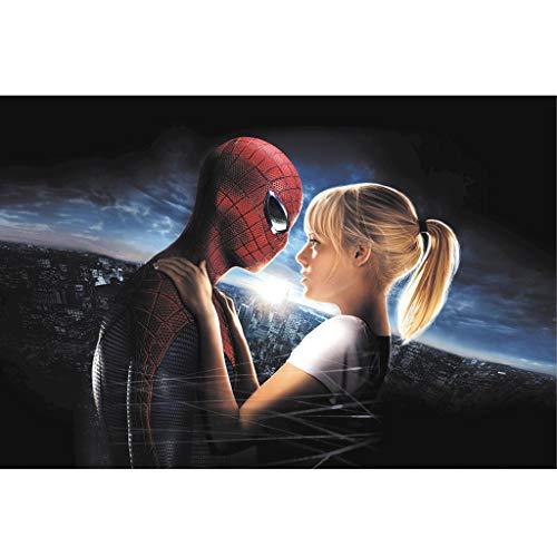 ZCXZY 1000 Stück Puzzle Spiderman Film Marvel Super Hero 300/500 / 1000Pieces (Size : 300Pieces)