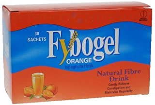 Fybogel Orange Sachets 30 x 3 (90 sachets