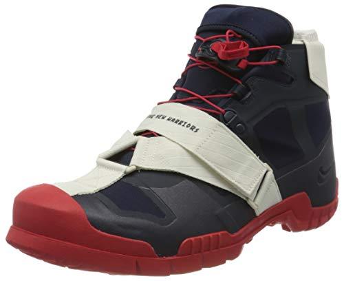 Nike Herren SFB Mountain/Undercover Traillaufschuh, Obsidian University Red Dark Obsidian, 42 EU