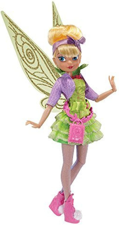 Disney Fairies 9  Tink Wave  3 Deluxe Fashion Doll by Disney Fairies