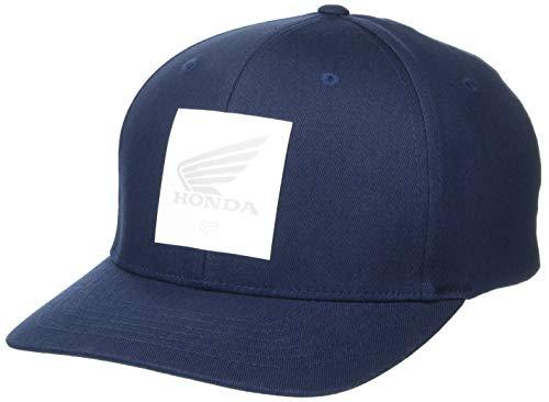 Fox Racing Gorra de béisbol Honda Flexfit para Hombre, Hombre, Gorra de...