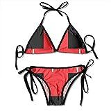 Traje de baño Primeros Auxilios Cardiopulmonary Doctor Bikini Set Traje de baño Sexy Traje de baño