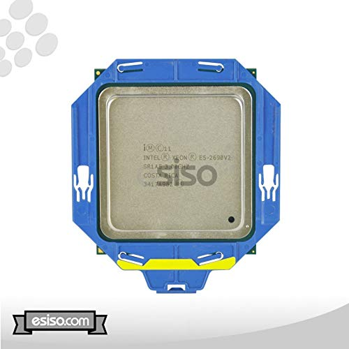 Price comparison product image HP 730234-001 Intel Xeon E5-2690V2 10 Core Processor 3.00GHz 8.0 GT / s 25MB Smart Cache FCLGA2011 130W For ML350P DL360P DL380P BL460C Gen8 (Certified Refurbished)