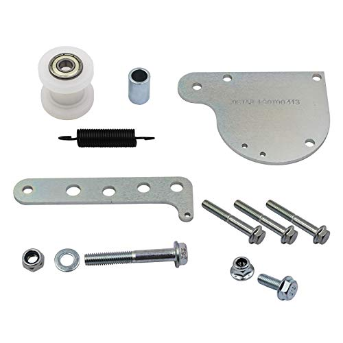 NBAUTO Motorcycle White Spring Chain tensioner Replacement for 49CC 66CC 80CC Engine Electric Bicycle 2-Stroke Engine