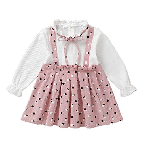 Baby Girl Fawn Printed Clothes S...