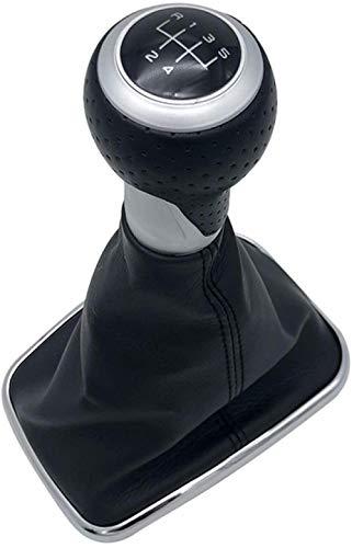Pomo de Cambio,para VW Golf 4 MK4 GTI R32 Bora 1999 2004 12mm pomo de Cambio de Marchas Palanca de Cambio Polaina Bota de Coche Palanca de cambios-B0181_12mm