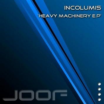 Heavy Machinery EP