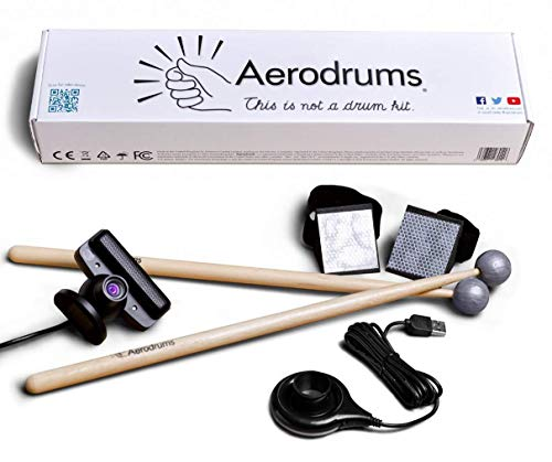 Aerodrums – Batterie virtuelle Aerodrums 606000