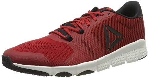 Reebok Trainflex 2.0, Zapatillas de Deporte para Hombre, Rojo...