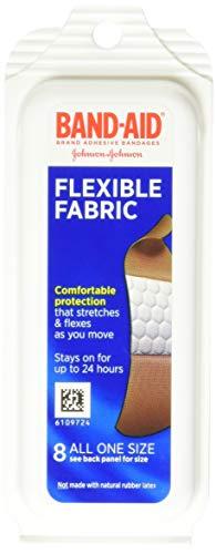 BAND-AID Flexible Fabric Bandages O…