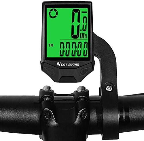 CYCLESPEED Wireless Bike Computer Waterproof Bicycle Speedometer Odometer Support Smart Sensor product image