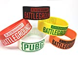 set 1pcs. skin friendly wrist band made by silicone. heavy material long lasting new trendy designs and colors. The product colour may sometimes slightly vary due to photographic lighting sources or your monitor settings. Adheres to the standard qual...