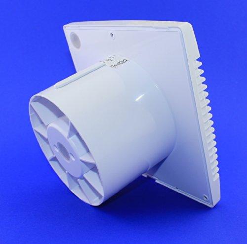 Ventilatore da bagno con sensore di umidità