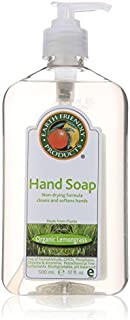 Earth Friendly Products Lemongrass Hand Soap, 17 oz (2-Pack)