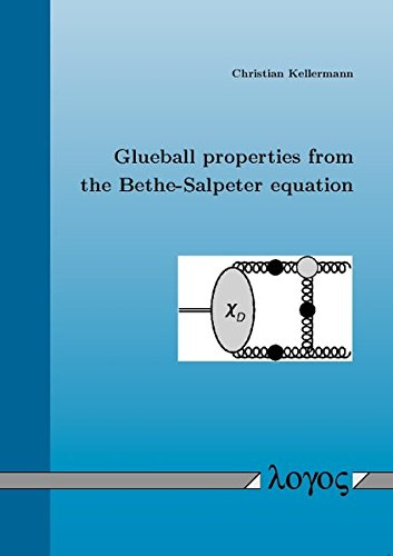 Glueball properties from the Bethe-Salpeter equation