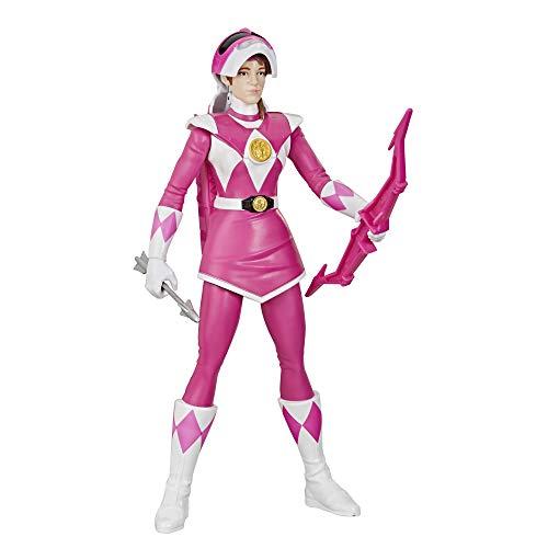 PRG 12IN MMPR PINK Ranger Morphin Figure