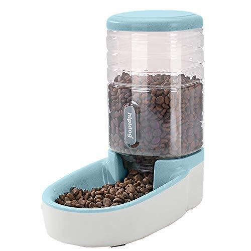 Cxssxling Futterspender für Katzen, automatischer Futterspender für Katzenfutter