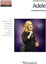 Adele - Popular Songs Series: 8 Beautiful Arrangements for Intermediate Piano Solo (Popular Songs: Hal Leonard Student Piano Library)
