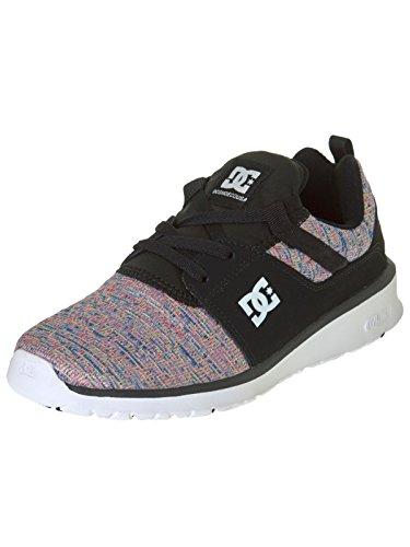 DC Shoes Heathrow Se - Baskets - Femme - EU 36.5 - Noir