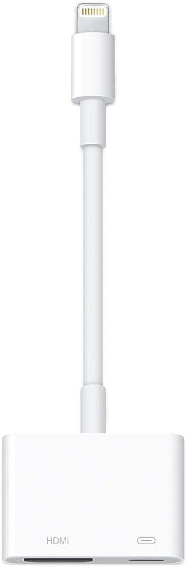 Adattatore iphone apple lightning digital av adapter