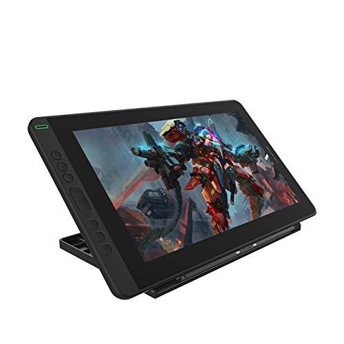2020 HUION Kamvas 13 Tableta Gráfica Android Soporte Tableta de Dibujo con Pantalla laminada completa 8192 Sensibilidad a la presión...