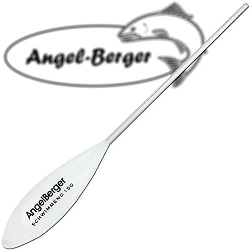Angel-Berger Sbirulino schwimmend Bombarde Sbirolino Weitwurfpose Forellenpose (25g)